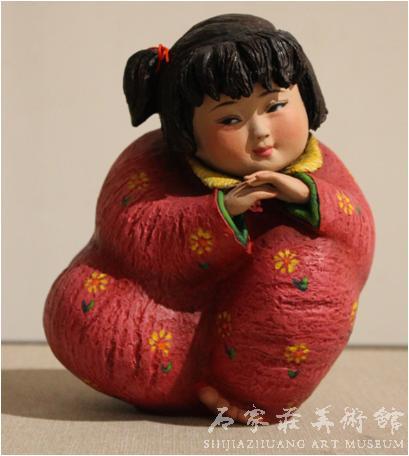 《中国梦 我的梦》 傅长圣  雕塑