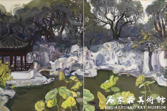 象外之意——中国当代意象风景油画研究展